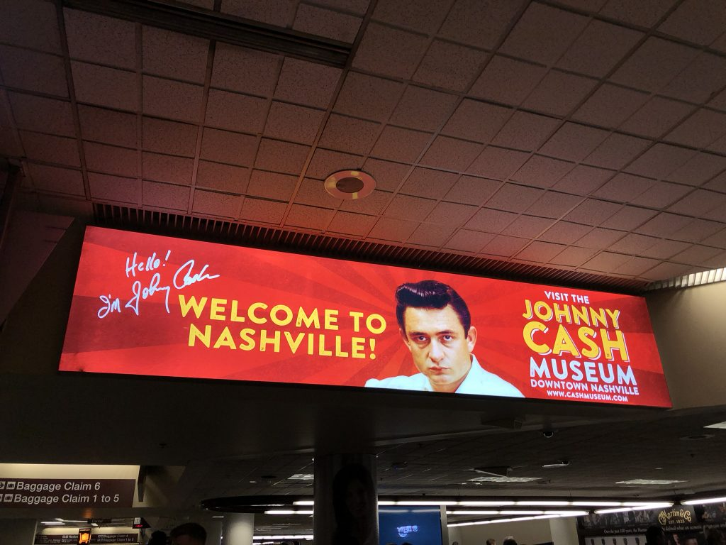 I Heart Nashville, So Hard | Johnny Cash