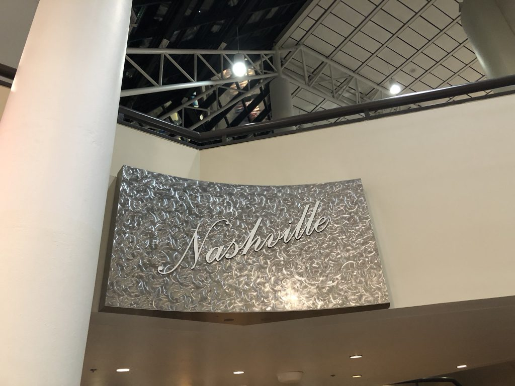 I Heart Nashville, So Hard | Nashville Airport