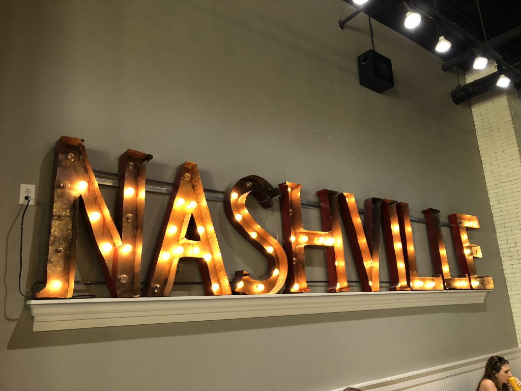 I Heart Nashville, So Hard | Nashville Sign
