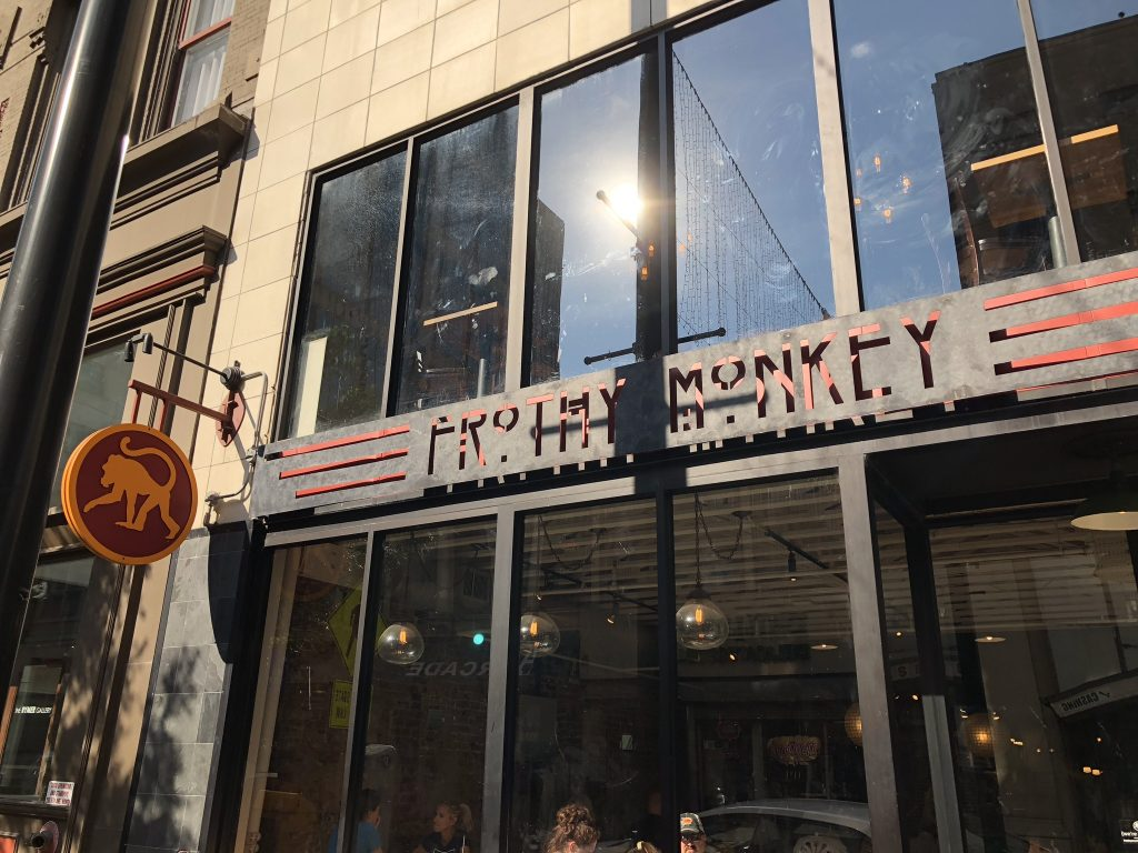 I Heart Nashville, So Hard | Frothy Monkey