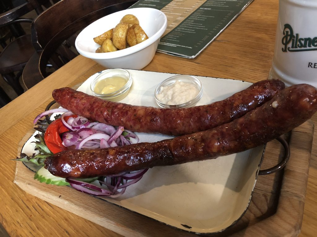 Prague Was Nothing Like I Expected | Sausages