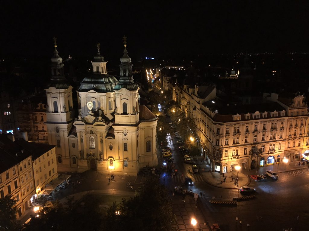 Prague Was Nothing Like I Expected | Building