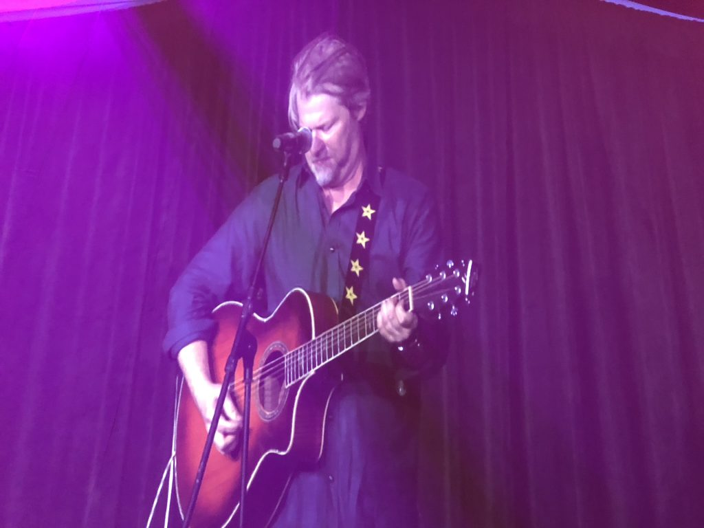 Gilmore Girls Fan Fest Todd Lowe Guitar | Ani Kay