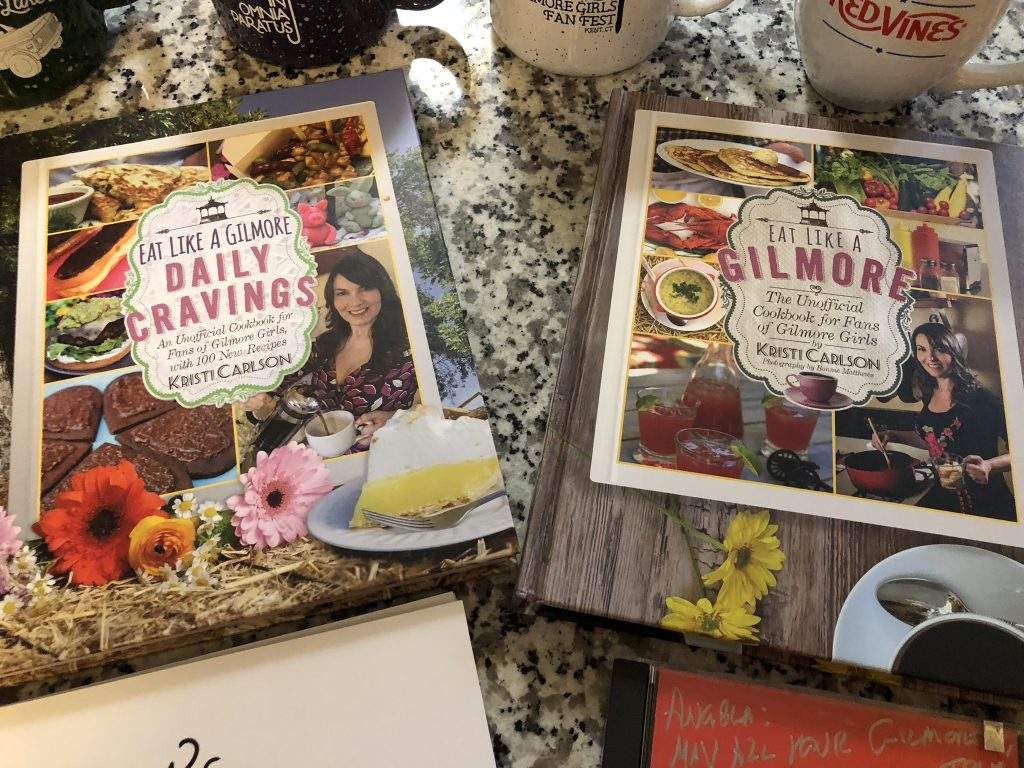 Gilmore Girls Fan Fest Eat Like a Gilmore | Ani Kay