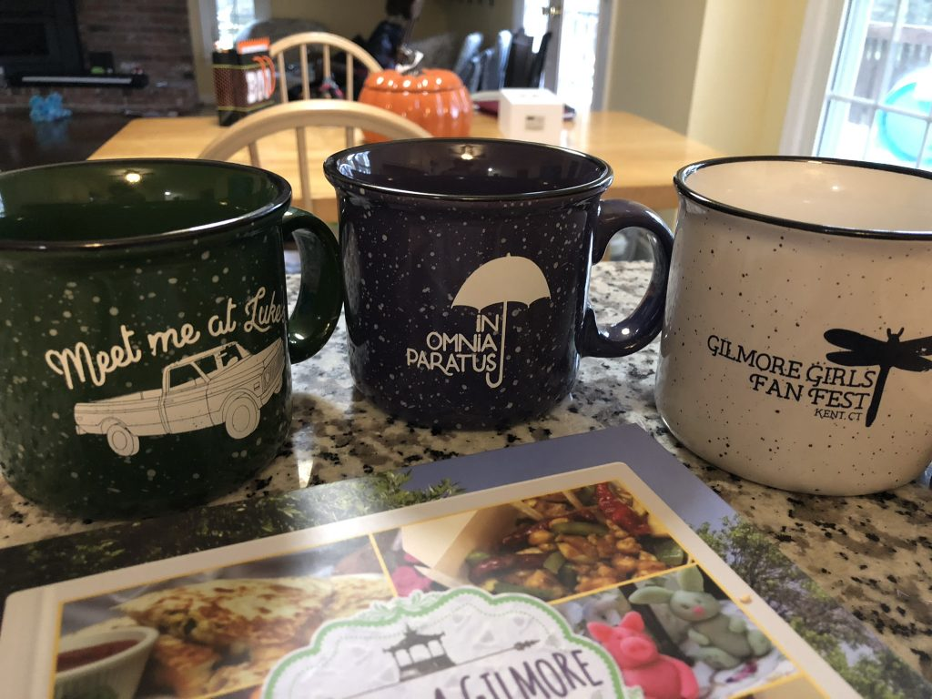 Gilmore Girls Fan Fest Mugs | Ani Kay