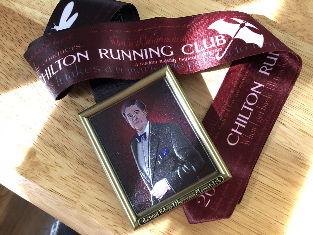 Gilmore Girls Fan Fest Chilton Running Club | Ani Kay