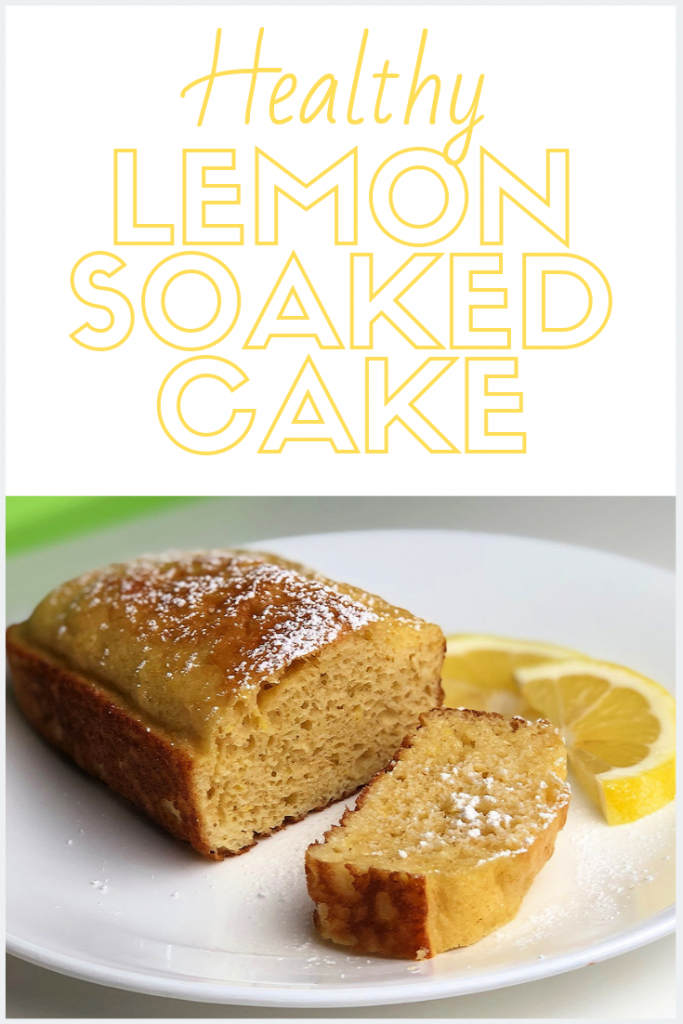 The Lemon Soaked Bread that I made last year inspired this Weight Watchers friendlier, Healthy Lemon cake. With this cake, you can eat the whole thing for only 7 Weight Watchers Smart Points, or you can have half for only 4. I recently posted a response to TBB Asks, about my love language; '4 point desserts' is definitely speaking my love language.