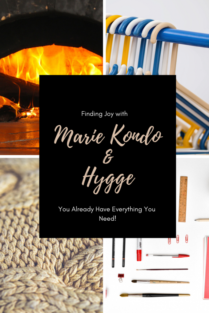 At this point we've all heard about KonMari and Hygge, and I'll take them over the old school need for more stuff promising infinite wellness.
