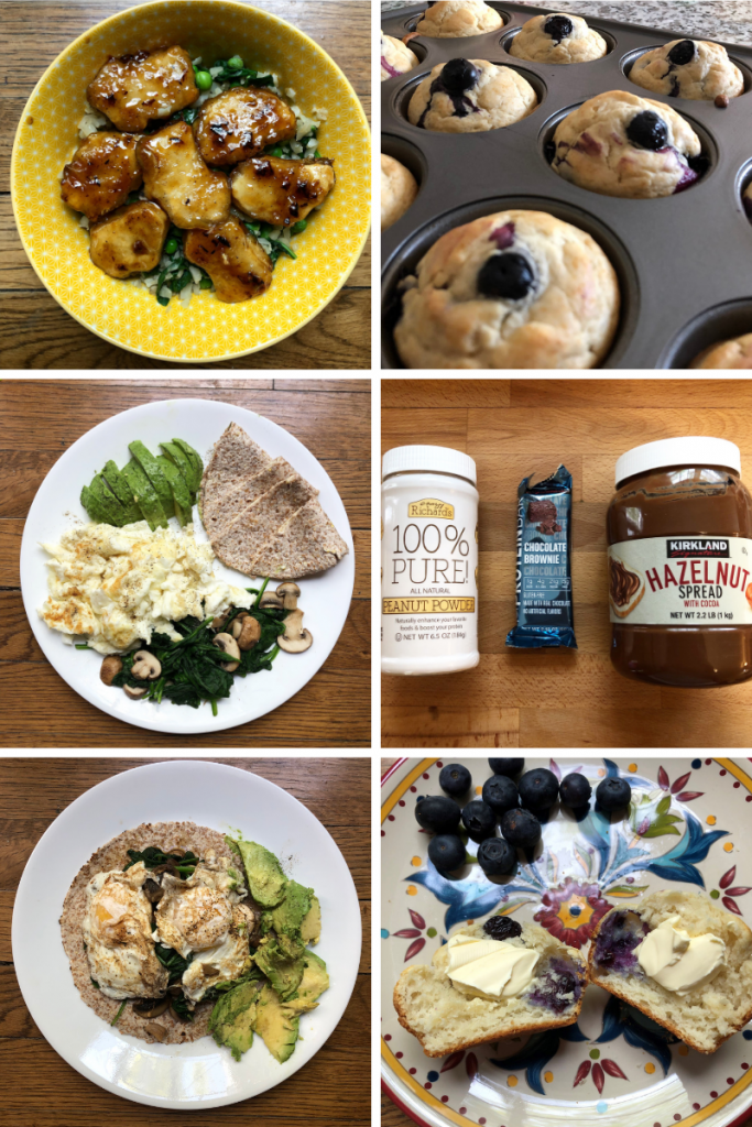 Fitness Friday - Meal Planning and Changing My Weigh In Day
