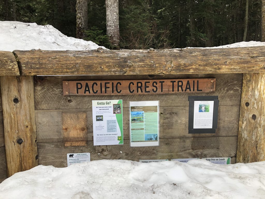 I'm going to Hike the Pacific Crest Trail - In 2021