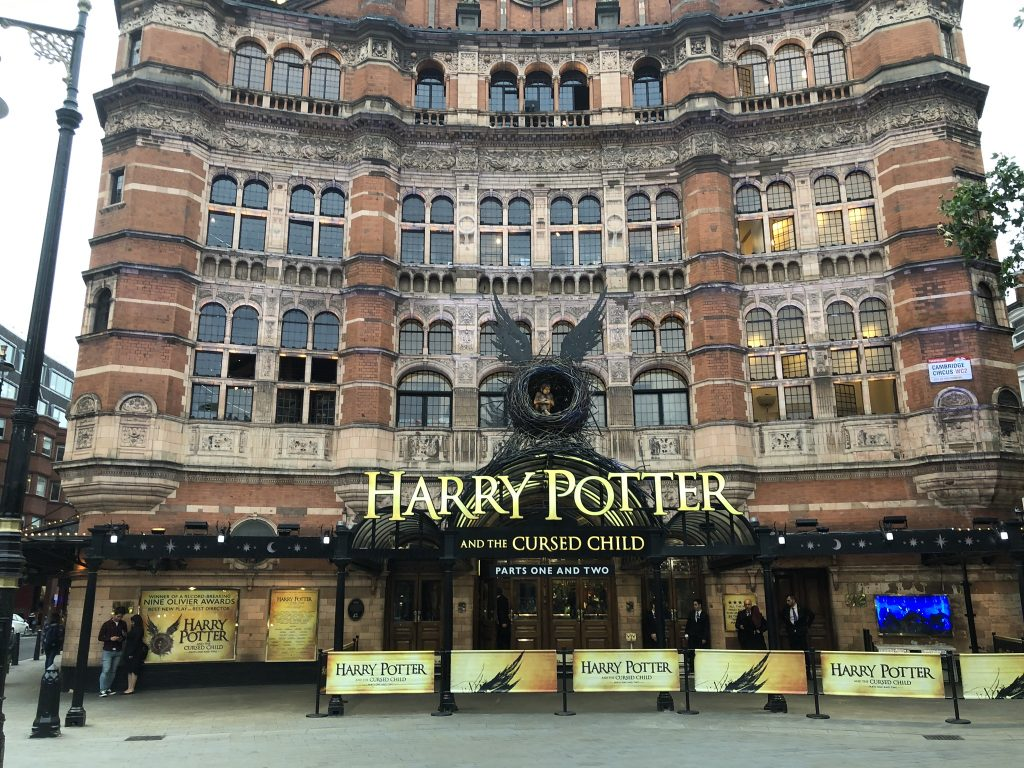 Travel to London - Harry Potter